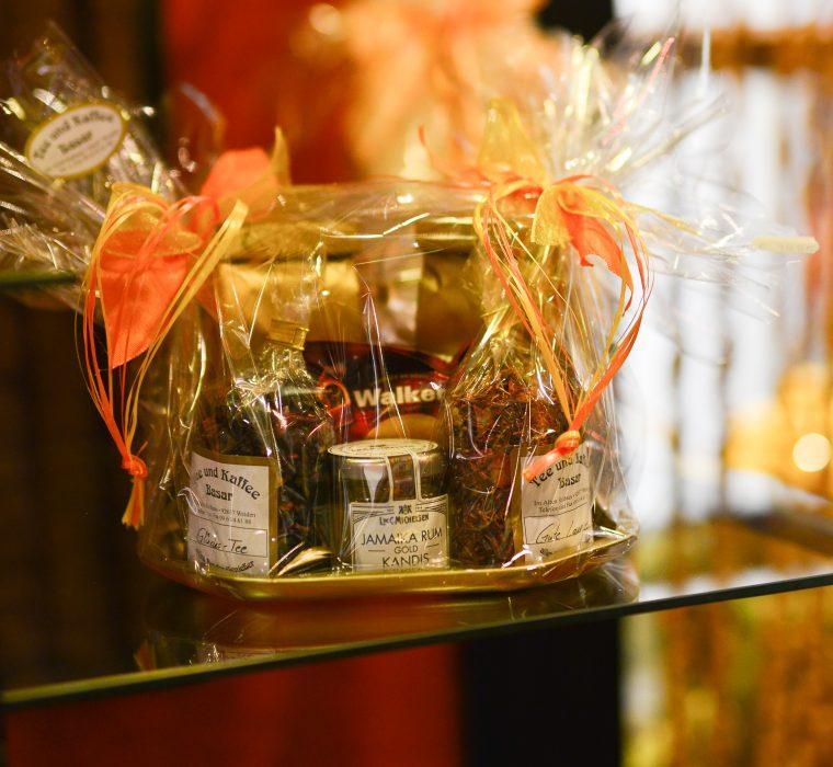 Geschenk für Teeliebhaber